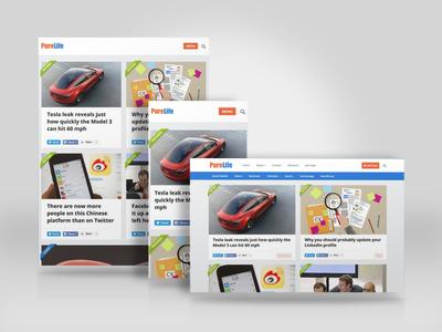 PureLife WordPress Theme