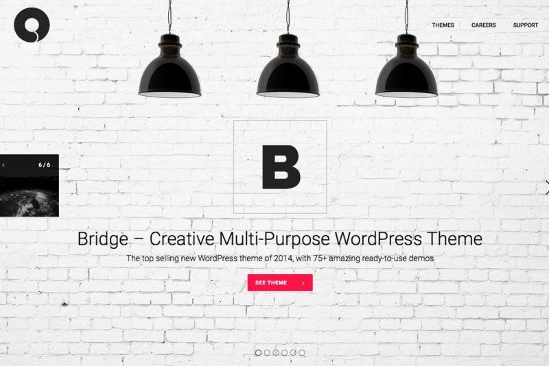 best looking wordpress themes