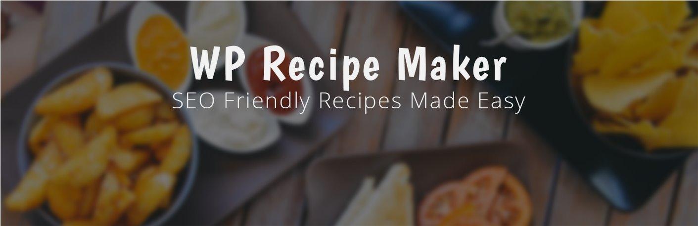 Recipe Plugin for WordPress